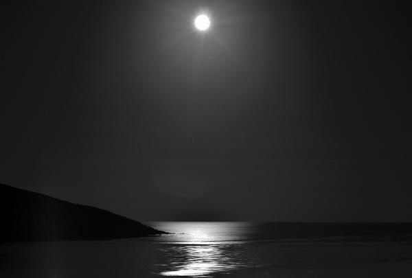 MOON LIGHT YOUGHAL by FREAKYROBBIE