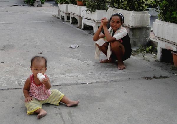 Thai children by fotozw