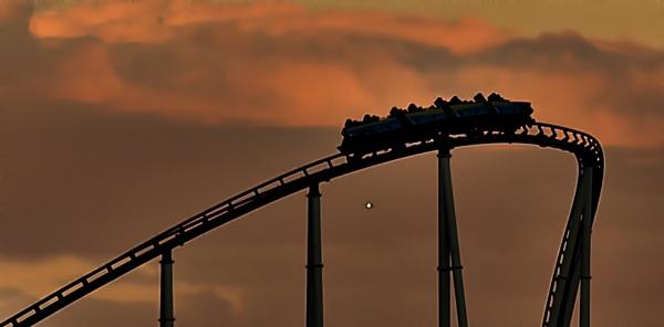 Sky Coaster by FeelgoodPhotography