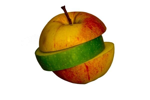 Apple sandwich by ziggy