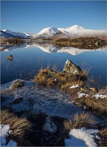 Lochan na h\'Achlaise by Sue_R