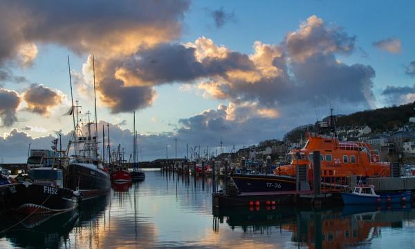 Newlyn Dawn 2 by CHRISB911