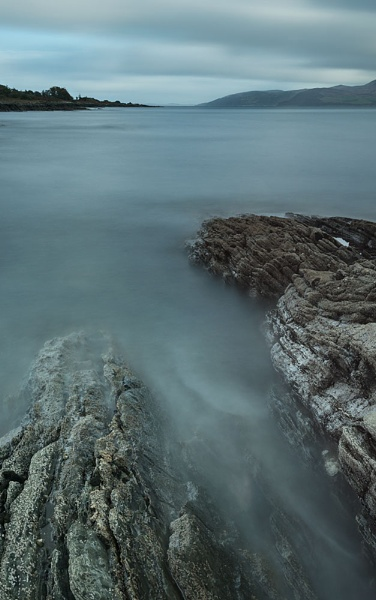 Tranquil Sea Kintyre by mickp