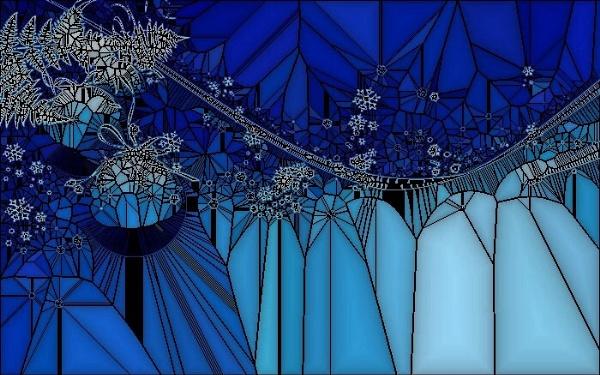 Blue Christmas by sakisuki