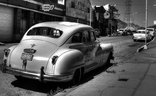 Cuban Taxi by sevenmalt