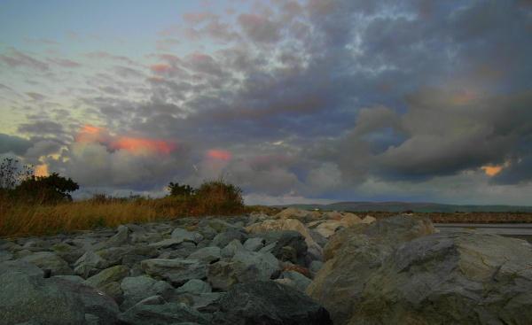 Sundown Wales by paw1