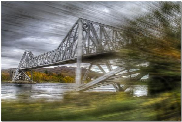 Connel Bridge by TrevBatWCC