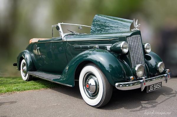 Packard Six by Alan_Baseley