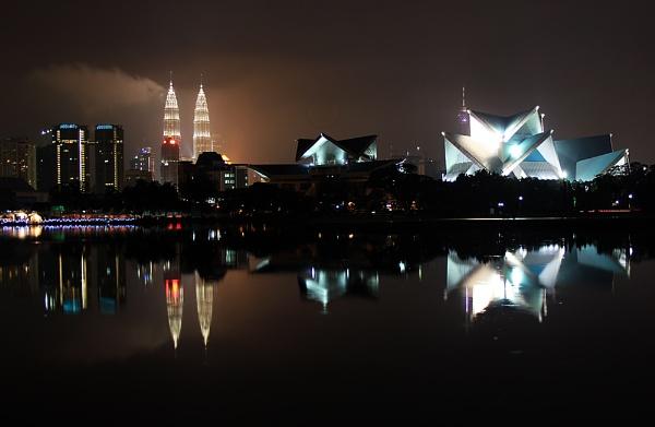 Kuala Lumpur - Malaysia by HamedKhazaei
