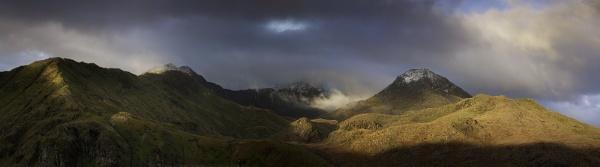 Snowdon Horseshoe by cdm36