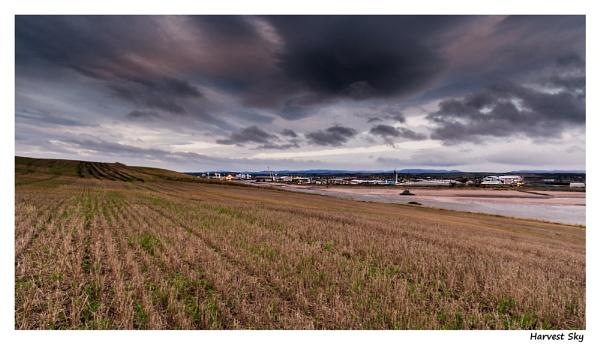 Harvest Sky by PaulMillar