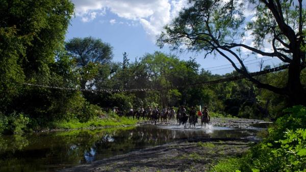 Jinetes del Tiempo | river by markina