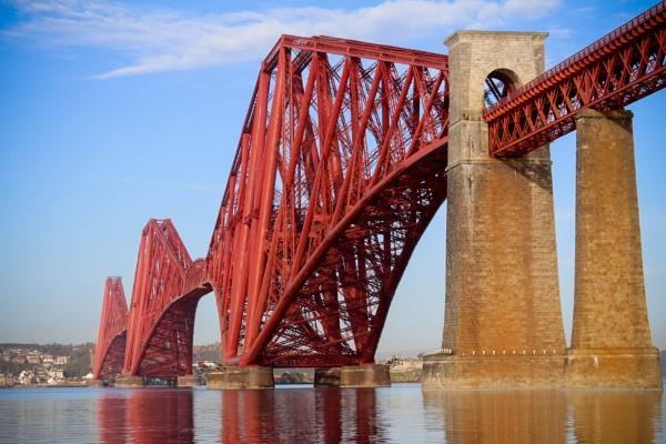 Forth Rail Bridge by s2005b