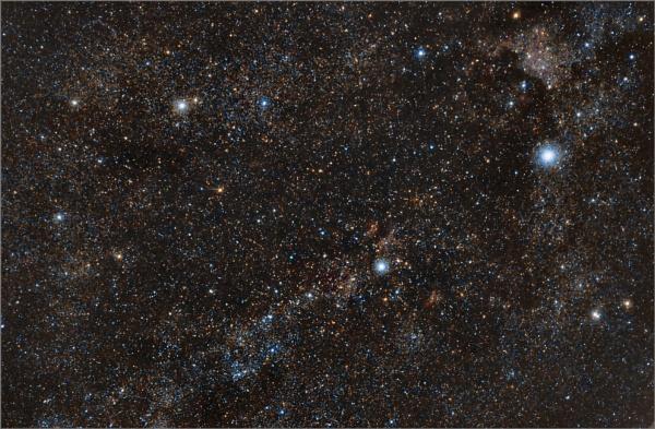 Cygnus & NGC7000 by Aenima