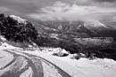Malaga snow!