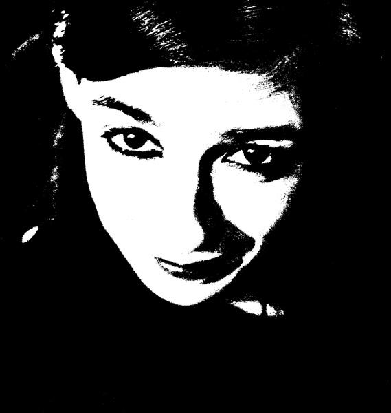 Graphic Glamorous Gina by SiHunt_GrafficSnapZ