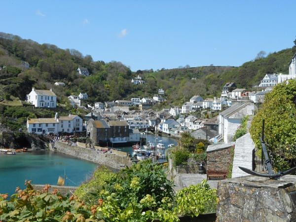 Polperro - Cornwall - UK by EileenH