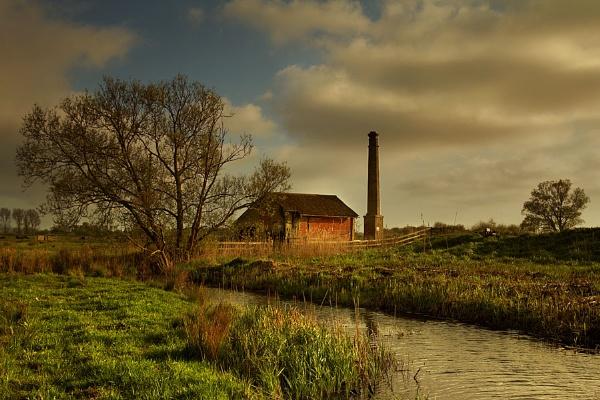 Strumpshaw Fen, Norfolk by IanFlindt