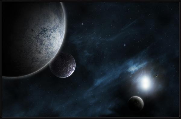Carmen Galaxy by Morpyre