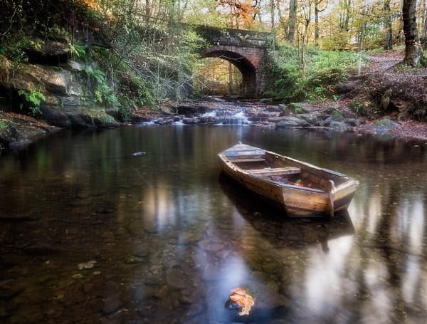 Onward up the rapids. by John_Horner