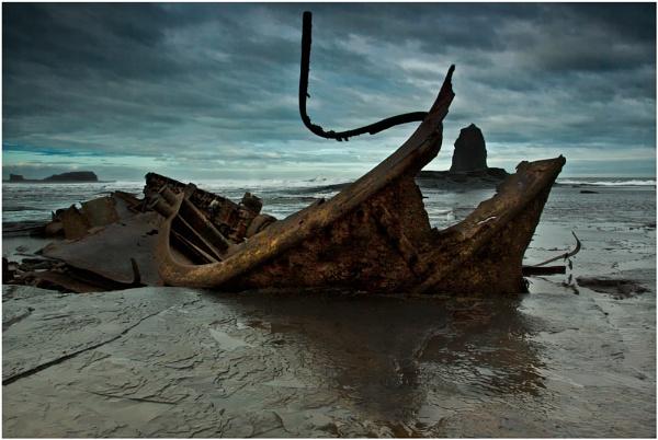 Wreck of the Von Tromp by Briwooly