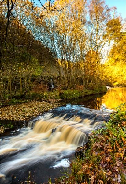 Hardcastle Crags Autumn by phil99