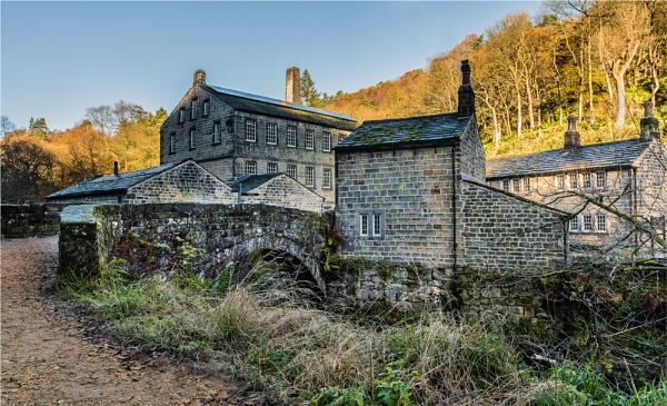Gibson Mill , Hardcastle Crags , by phil99
