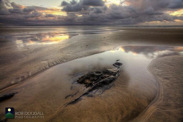 November on Saunton Sands North Devon II by RobDougall