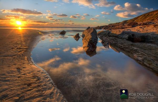 Saunton Sands North Devon by RobDougall
