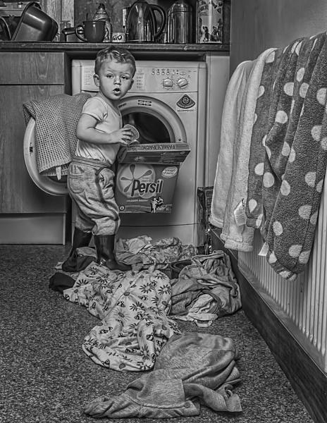 Jist daen the washin by mrjboyle
