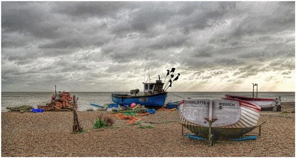 Aldeburgh 2 by malleader