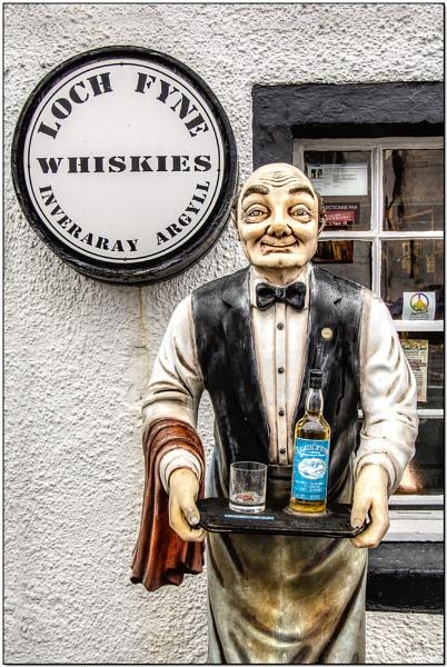 Whisky Man by TrevBatWCC