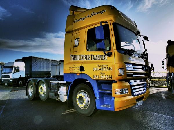 Truck by neilfuller