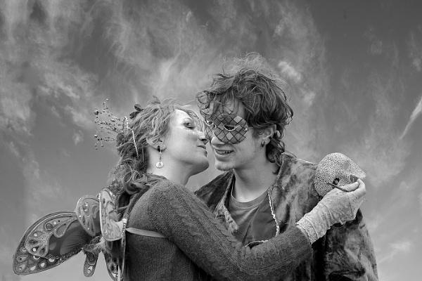 Fairy Kiss by pennyspike