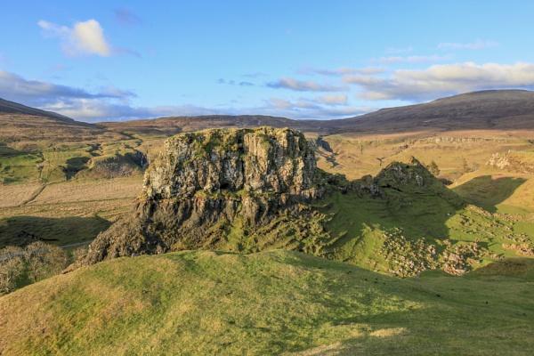 Fairy Glen Isle of Skye by ianto