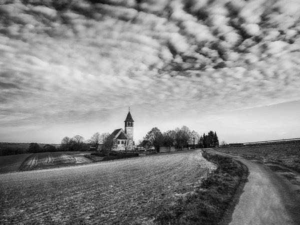 Church road by mlseawell