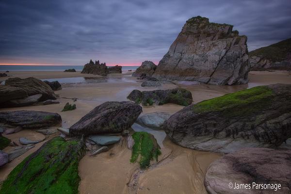 Sand Castles by JAParsonage