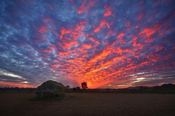 Burning Sky by arindomb