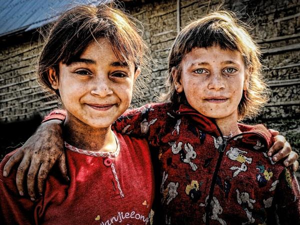 The Romany Girls by Berniea