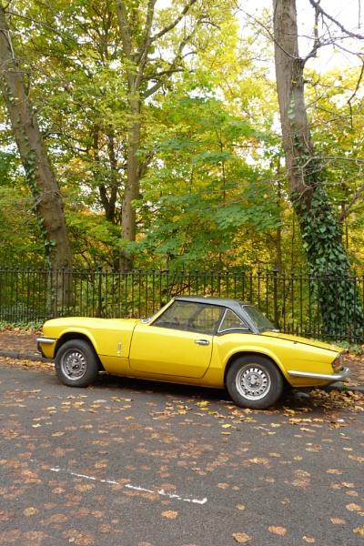 Auto as in Autumn, haha