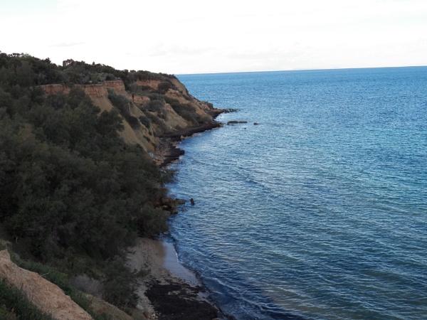 Monastir-la falaise/cliff