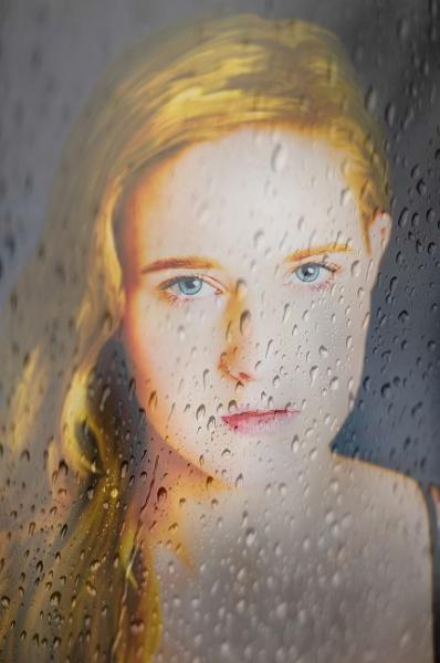 Rain Pane by Polyfemus2011
