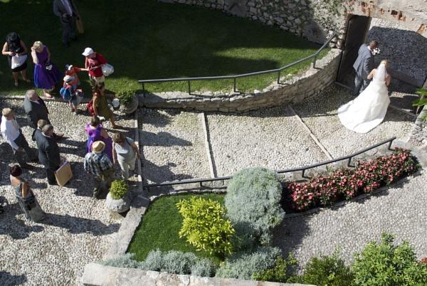 The British Wedding in Italy by wenzu78