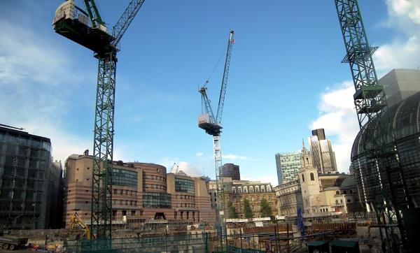 Construction time again by Hamlin
