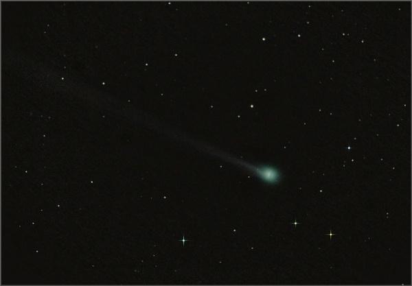 Comet ISON by Aenima