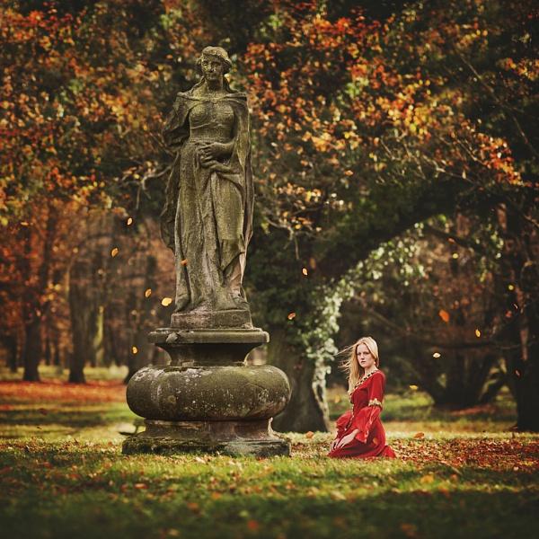 When the leaves fall by ZanetaFrenn