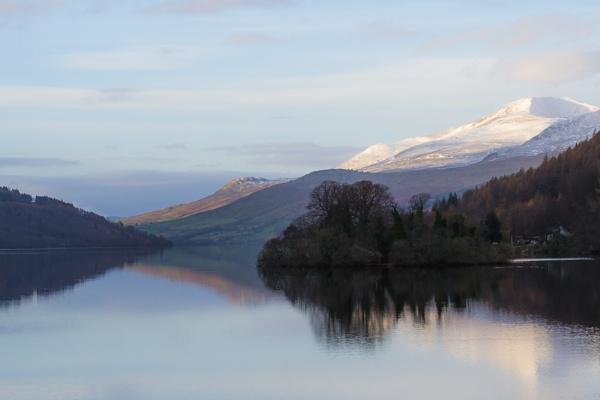 Loch Tay from Kenmore by billmyl