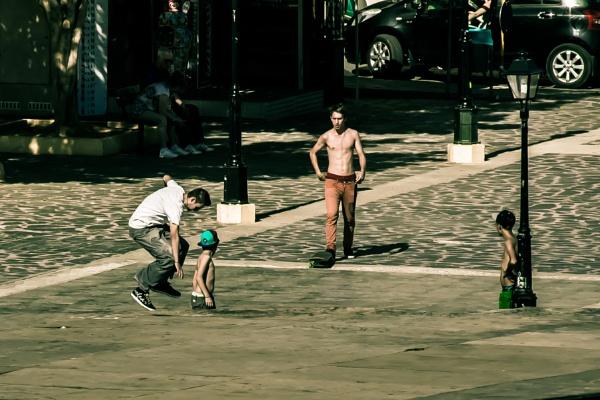 Skateboard 2 by derrymaine