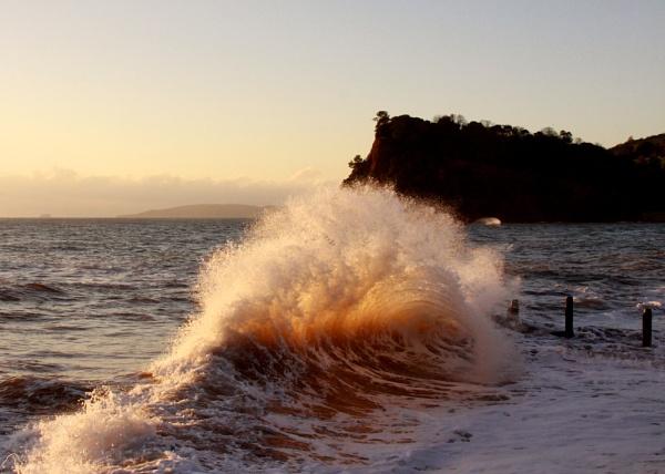 Wave by BirdmanDon