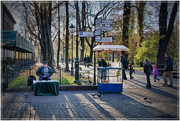 Autumn In Krakow by jason_e
